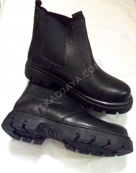 Elastic Sided Ankle Boot Handymen