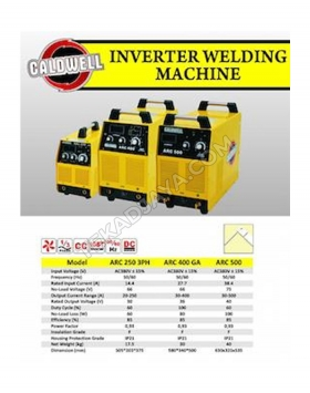 Inverter Welding Machine 3phase