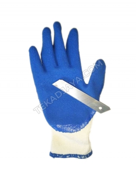Rubber Dipping Gloves