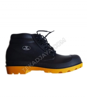 Boot Safety Pendek Tali