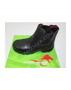 Elastic Sided Ankle Boot