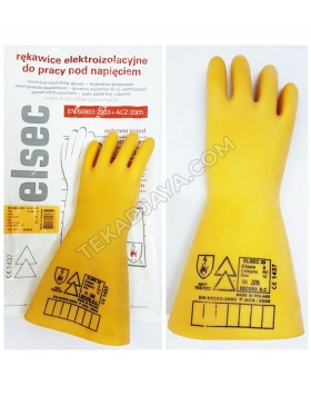 Electrical Insulating Gloves