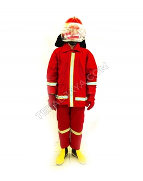 Flame Retardant Coat