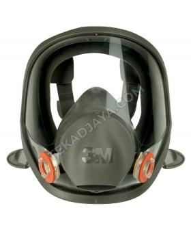 Full Face Respirator Masker 3M 6800