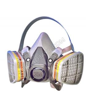 Half Face Respirator 3M