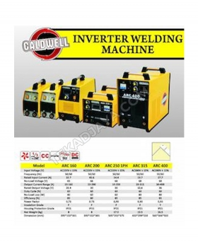 Inverter Welding Machine MMA