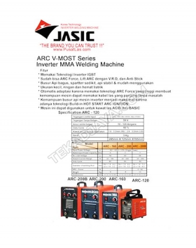 JASIC Welding Machine ARC 120-160-200