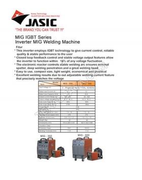 MIG welding machine 350-500