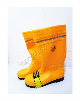 Rubber Boot Safety
