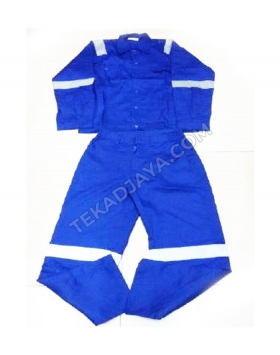 Seragam Safety Baju Celana