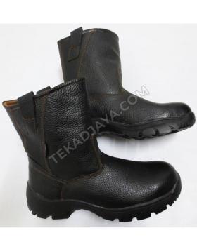 Slip On Boot Sepatu safety Steel Horse 9599