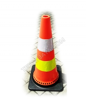 Traffic Cone Base Hitam 70cm