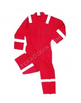 Wearpack Coverall Flame Retardant